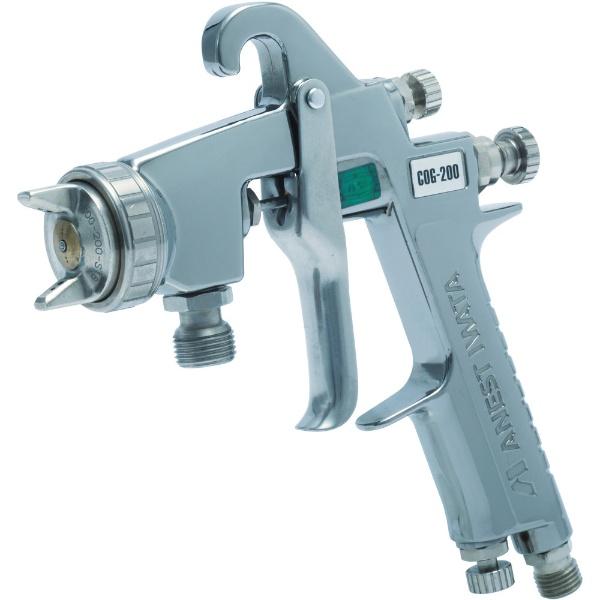 【送料無料】 アネスト岩田 接着剤用ガン(ハンドガン) 口径1.8mm COG20018