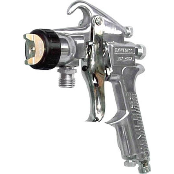 【送料無料】 ランズバーグインダストリー 吸上式スプレーガン大型(ノズル口径2.5mm) JGX5021252.5S