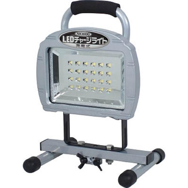 【送料無料】 日動工業 LEDチャージライト 10W リチュウムイオンバッテリー使用 BAT10WL24PMS
