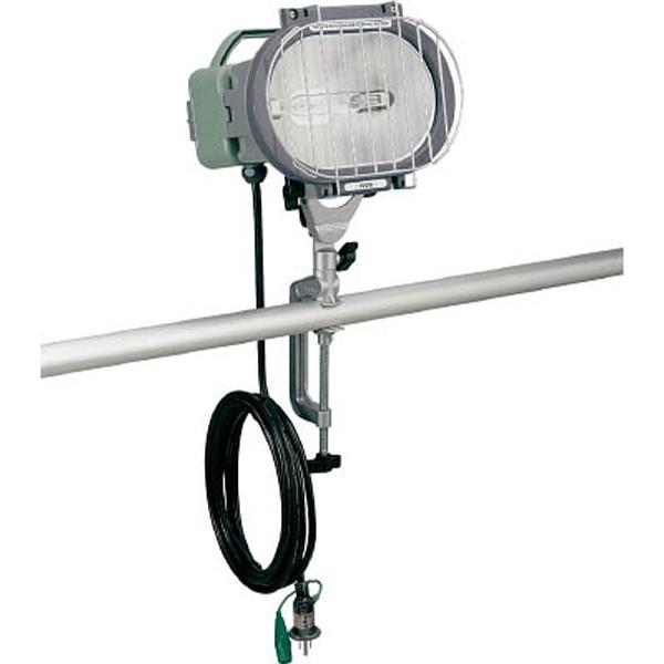 【送料無料】 ハタヤリミテッド 瞬時再点灯型150Wメタルハライドライト5m電線付バイス取付タイプ MLV105KH