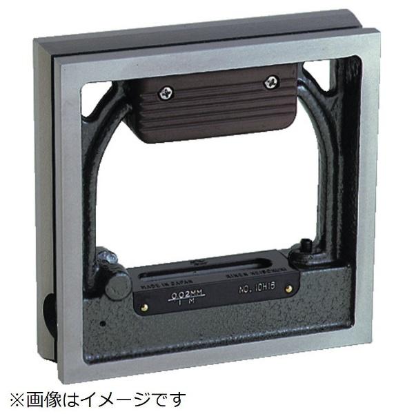 【送料無料】 トラスコ中山 角型精密水準器 B級 寸法200×200 感度0.02 TSLB2002