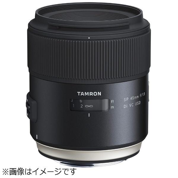 【送料無料】 タムロン カメラレンズ SP 45mm F/1.8 Di VC USD Model F013【ニコンFマウント】[F013N]