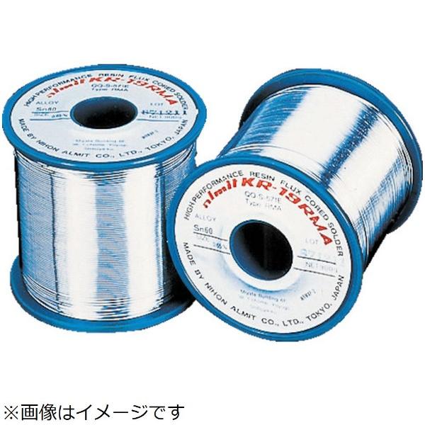 【送料無料】 日本アルミット KR‐19 SN60 1.2mmRM KR1912RMA《※画像はイメージです。実際の商品とは異なります》