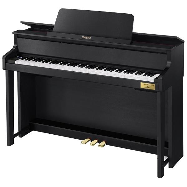【送料無料】 カシオ 【標準設置費込み】電子ピアノ GP-300BK ブラックウッド調 [88鍵盤 /CELVIANO Grand Hybrid(カシオ)][GP300BK] 【メーカー直送・代金引換不可・時間指定・返品不可】
