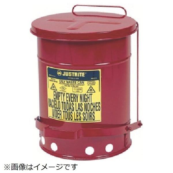 【送料無料】 ジャストライトマニファクチャリン オイリーウエスト缶 6ガロン J09100《※画像はイメージです。実際の商品とは異なります》