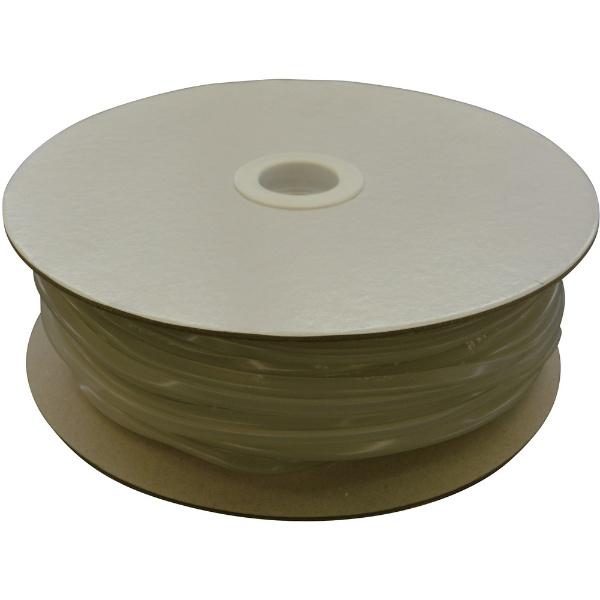【送料無料】 光 シリコンチュ-ブ角溝ドラム巻き8.5×5.8×80m SCK580W
