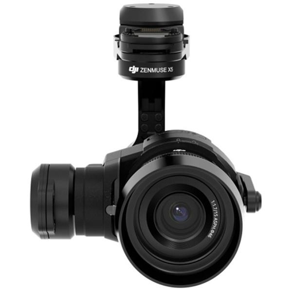 【送料無料】 DJI Inspire 1専用4Kカメラ Zenmuse X5(カメラ本体、レンズセット) ZX5)