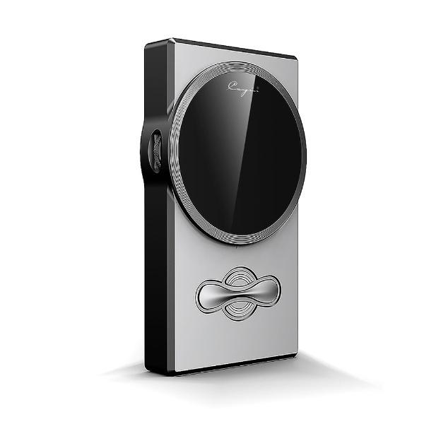 【送料無料】 Cayin(カイン) ハイレゾポータブルプレーヤー N6 DAP シルバー [8GB /ハイレゾ対応]