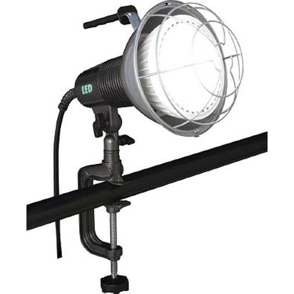 【送料無料】 ハタヤリミテッド 42W LED作業灯 100V 42W 10m電線付 RXL10W