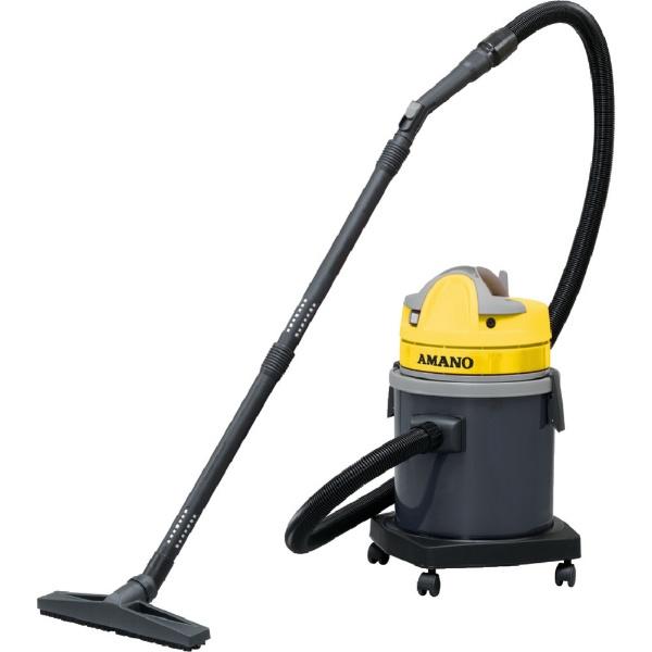 【送料無料】 アマノ 業務用乾湿両用掃除機(乾式・湿式兼用) JW30