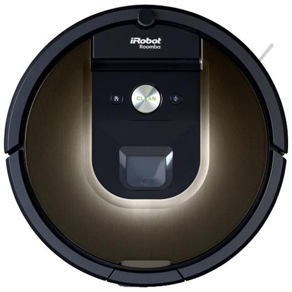 【送料無料】 iRobot 【国内正規品】 ロボット掃除機 「ルンバ」 980