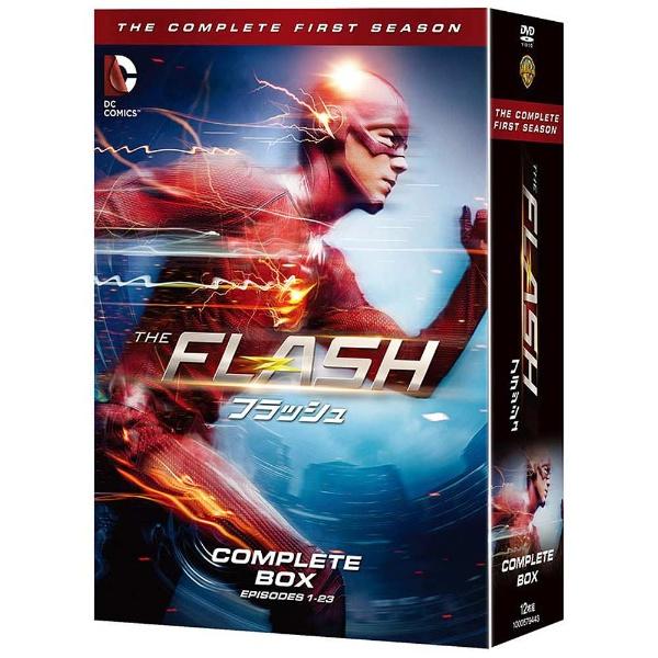 【送料無料】 ワーナー・ブラザース・ホームエンターテイ THE FLASH/フラッシュ <ファースト・シーズン> コンプリート・ボックス 【DVD】