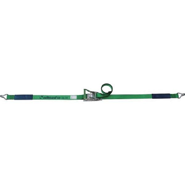 【送料無料】 オールセーフ ベルト荷締機 ラチェット式ナローフック仕様(重荷重) R5N14