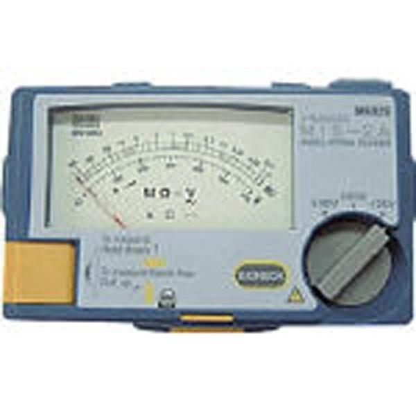 【送料無料】 マルチ計測器 アナログ絶縁抵抗計 MIS2A