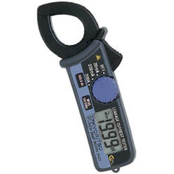 【送料無料】 共立電気計器 漏れ電流・負荷電流測定用クランプメータ MODEL2431