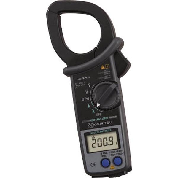 【送料無料】 共立電気計器 交流電流・直流電流測定用クランプメータ(RMS) KEW2009R