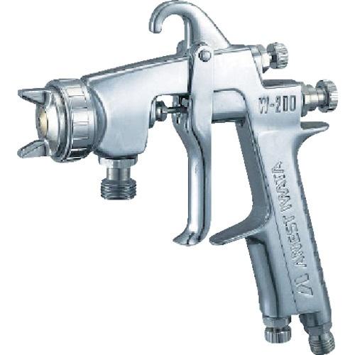【送料無料】 アネスト岩田 大形スプレーガン(圧送式) ノズル口径 φ1.2 W200122P