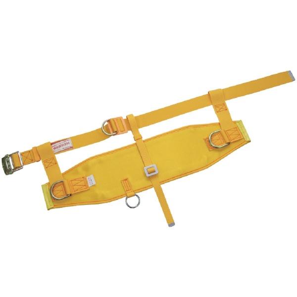 【送料無料】 藤井電工 傾斜面作業用安全帯ベルト 黄 A2BX