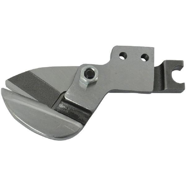 【送料無料】 室本鉄工 ミニプレートシャー用替刃曲線切りタイプ E250S