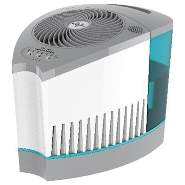 【送料無料】 ボルネード VORNADO 気化式加湿器 (~39畳) Evap3-JP 白[EVAP3JPW]