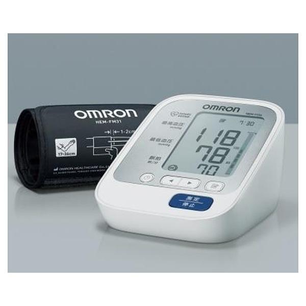 【送料無料】 オムロン OMRON 上腕式血圧計 「HEM-7130シリーズ」 HEM-7134[HEM7134]