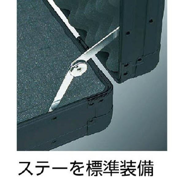 【送料無料】 エンジニア アルミトランク(ブラックタイプ) KA59