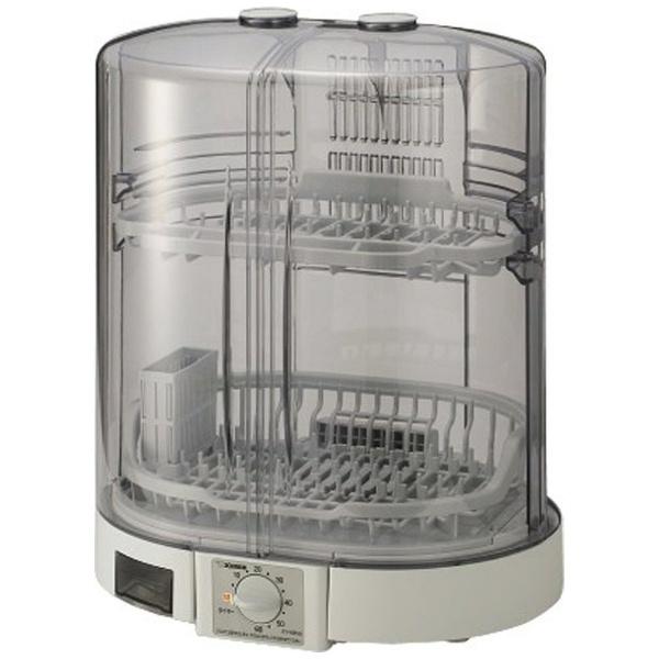 【送料無料】 象印マホービン ZOJIRUSHI EY-KB50 食器乾燥機 グレー [5人用][EYKB50]《配送のみ》