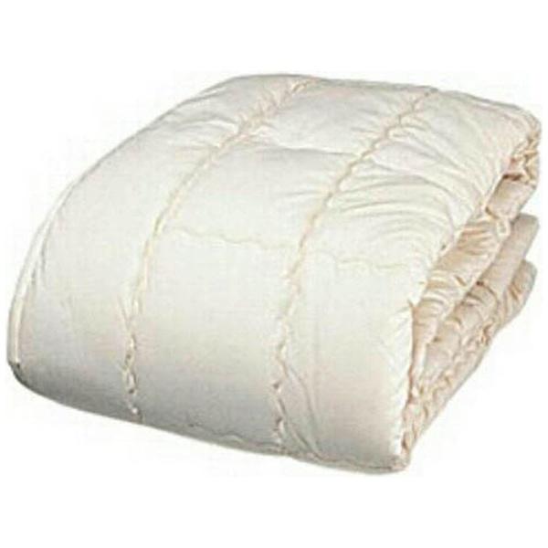 【送料無料】 メルクロス 【ベッドパッド】ウォッシャブルウールベッドパッド(セミダブルサイズ/120×200cm)