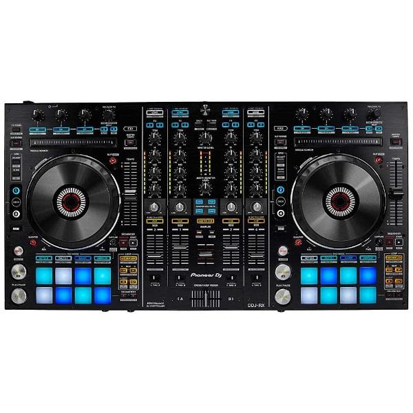 【送料無料】 パイオニア rekordbox dj専用 DJコントローラー DDJ-RX[DDJRX]