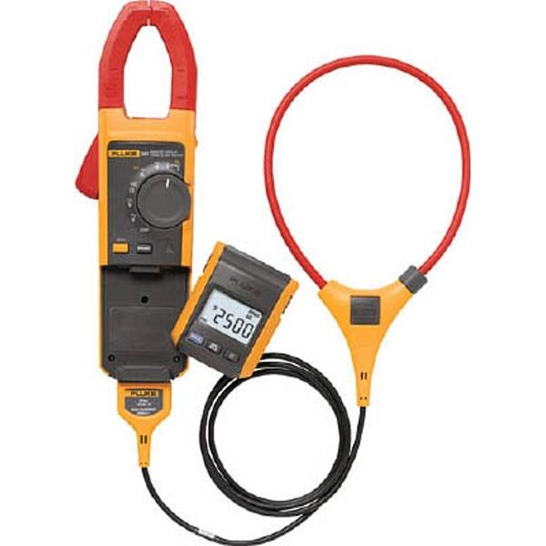【送料無料】 TFFフルーク社 FLUKE リモート・ディスプレイAC/DC電流クランプメーター(真の実効値 381