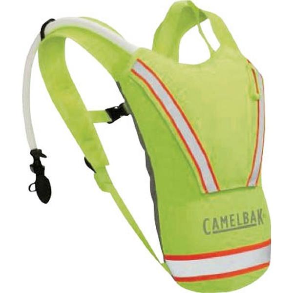 【送料無料】 キャメルバック CAMELBAK HI‐BIZ(ハイビズ) ライムグリーン 62599