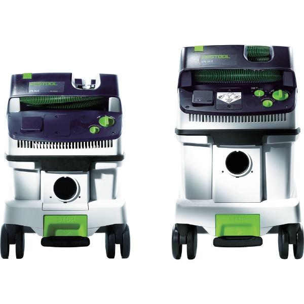 【送料無料】 ハーフェレジャパン FESTOOL 集塵機 CTL 36 E 標準セット 583845E