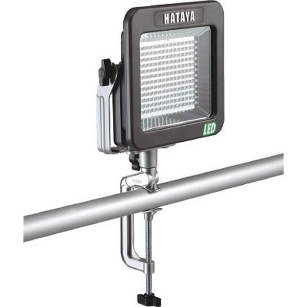 【送料無料】 ハタヤリミテッド ハタヤ 充電式LEDケイ・ライト バイス付アームセットタイプ LWK-10V