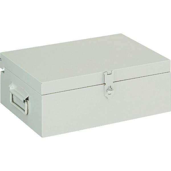 【送料無料】 トラスコ中山 TRUSCO 小型ツールボックス 中皿なし 400X300X150 F-401