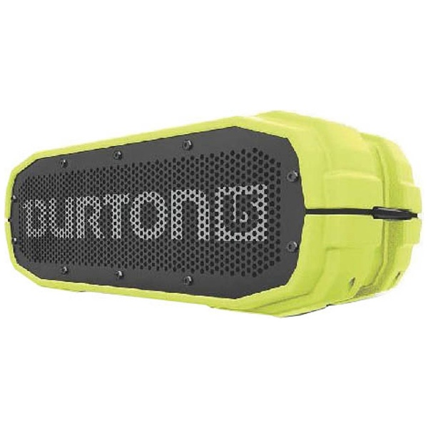 【送料無料】 BRAVEN ブルートゥーススピーカー Braven BRV-X BURTON BRVXXBB BY Black/Yellow [防水][o-ksale]