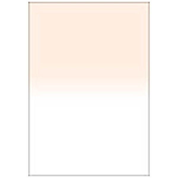 【送料無料】 LEE LEEリーフォトグラフィック樹脂フィルター 100X150mm角 ハーフカラーグラデーションコーラルNo.2