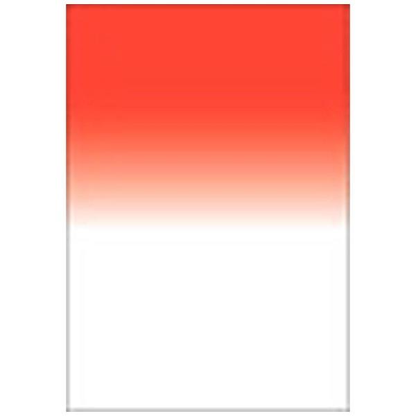 【送料無料】 LEE LEEリーフォトグラフィック樹脂フィルター 100X150mm角 ハーフカラーグラデーションレッド