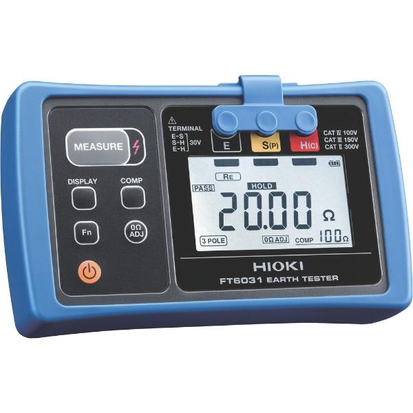 【送料無料】 日置電機 HIOKI 接地抵抗計 FT6031-03