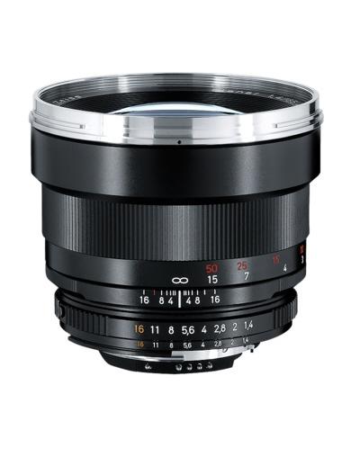 【送料無料】 カールツァイス カメラレンズ Planar T* 1.4/85 BK ZF.2 N(CPU付きニコンAi-sマウント)【ニコンFマウント】[PLANART1485ZF2BK]