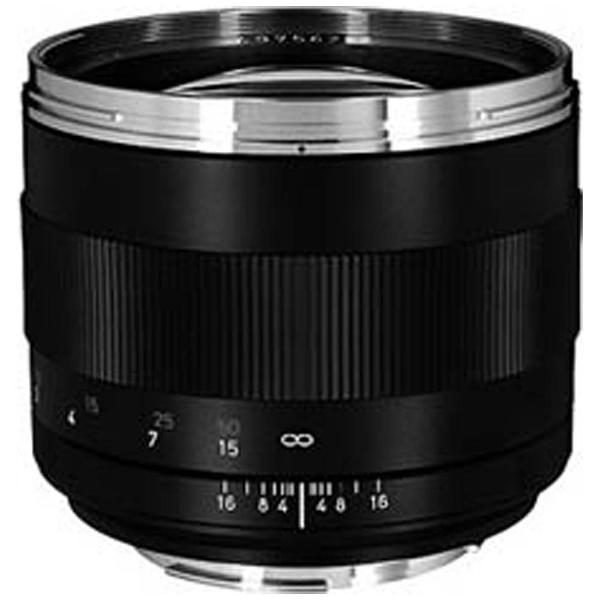 【送料無料】 カールツァイス カメラレンズ Planar T* 1.4/85 BK ZE N【キヤノンEFマウント】[PLANART1485ZEBK]