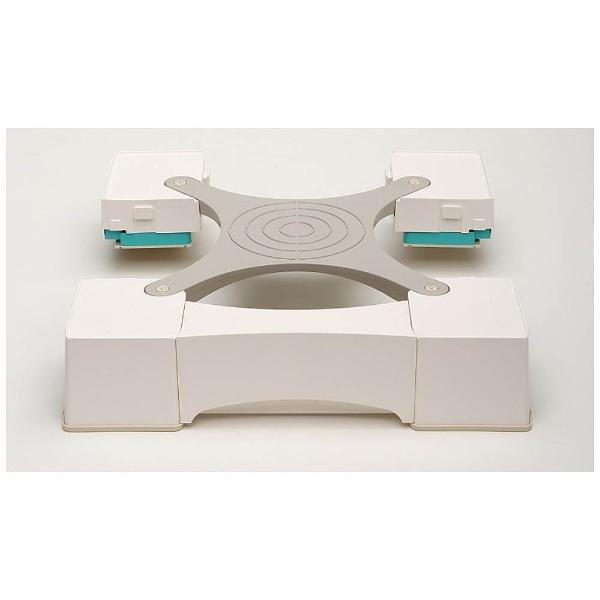 【送料無料】 新生産業 洗濯機用かさ上げ台 「マルチメゾン」 MM-6WG701