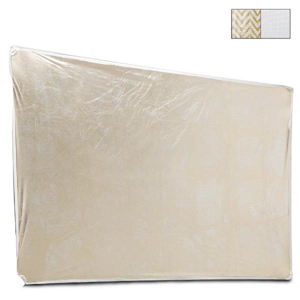 【送料無料】 フォトフレックス パネルファブリックN 3972(99×183cm)ホワイト/ソフトゴールド LP3972ZZ