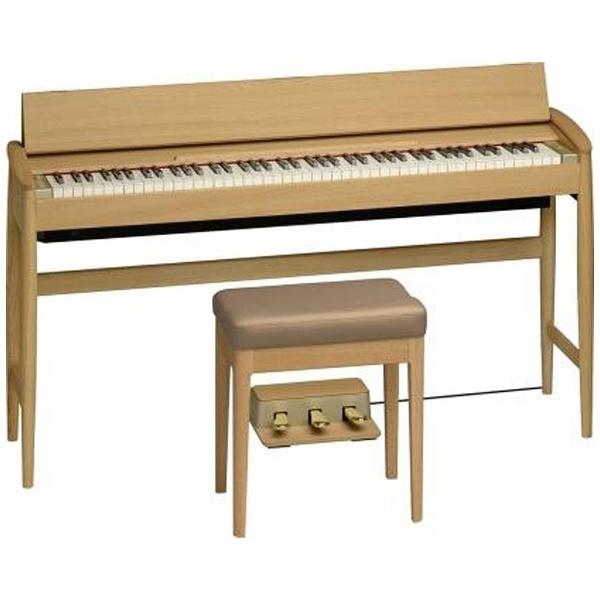 【標準設置費込み】 ローランド KF-10-KO 電子ピアノ Kiyola(キヨラ) ピュアオーク [88鍵盤][KF10] 【代金引換配送不可】