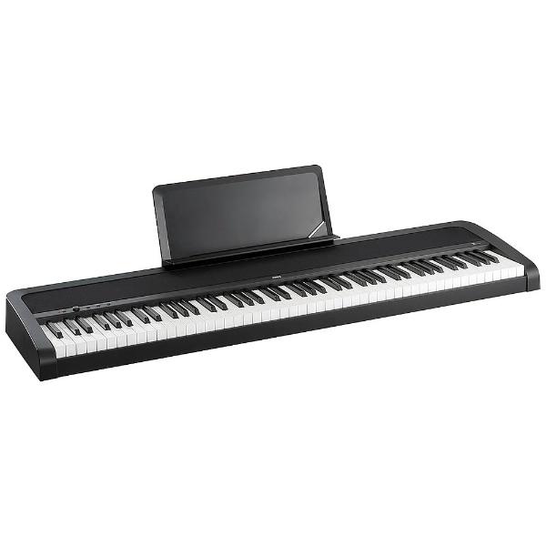 【送料無料】 コルグ(KORG) B1 電子ピアノ ブラック [88鍵盤][B1BK]