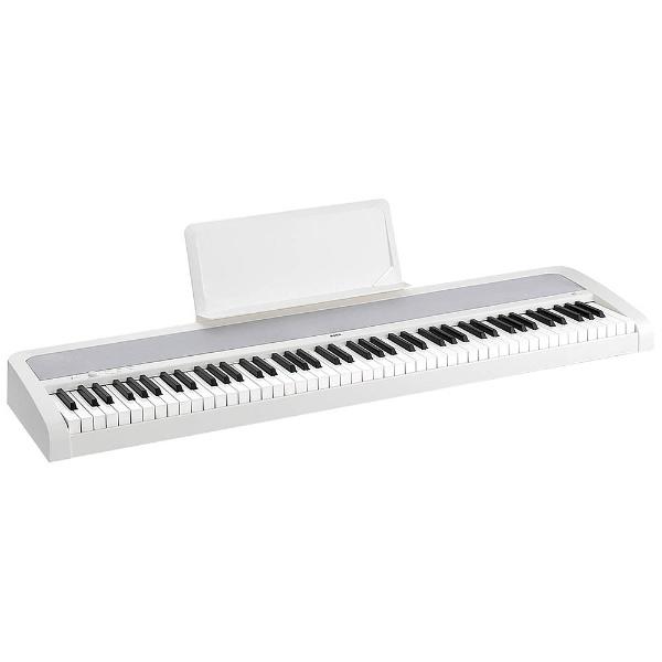 【送料無料】 コルグ(KORG) B1 電子ピアノ ホワイト [88鍵盤][B1WH]