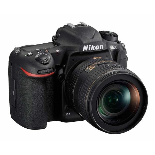 【送料無料】 ニコン D500【16-80 VRレンズキット/デジタル一眼レフカメラ】[D500LK1680]