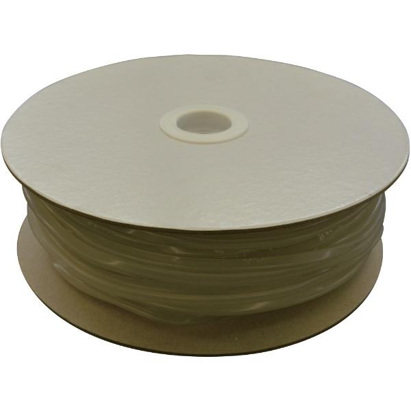 【送料無料】 光 シリコンチューブ溝型ドラム巻き5.9×8.8×80m SCV280W