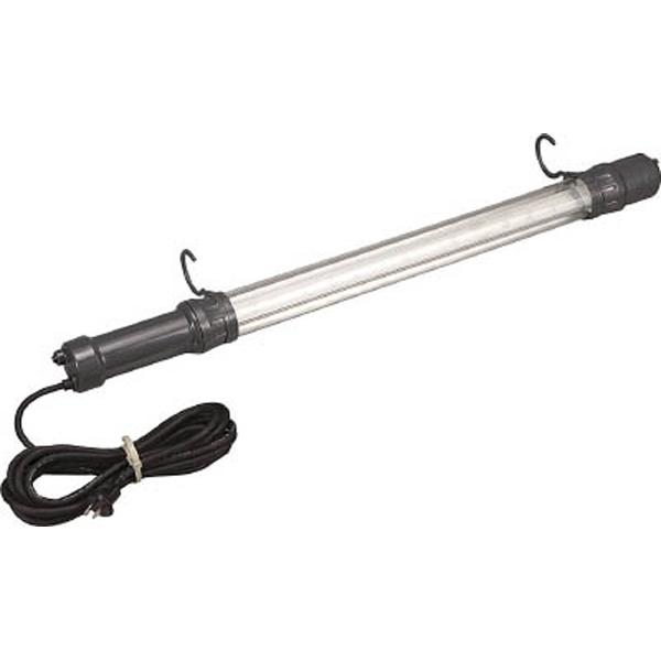 【送料無料】 ハタヤリミテッド 防雨型LEDフローレンライト 約10W 電線5m クリアレンズタイプ LJW5