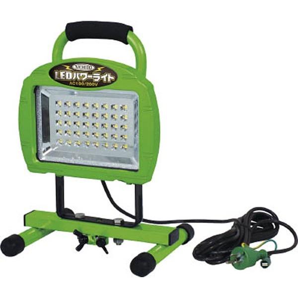 【送料無料】 日動工業 LEDパワーライト20W 床スタンド型 LEN20W40PMS