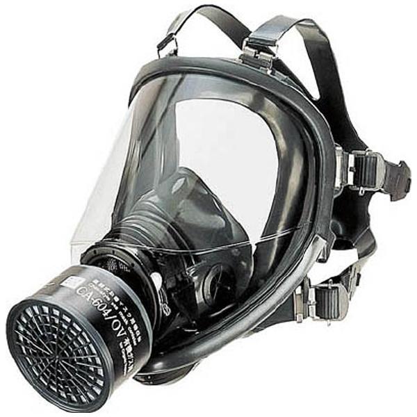 【送料無料】 重松製作所 直結式防毒マスク中濃度タイプ GM164